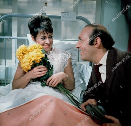 'Carry On Doctor'   Film Dilys Laye and Bernard Bresslaw