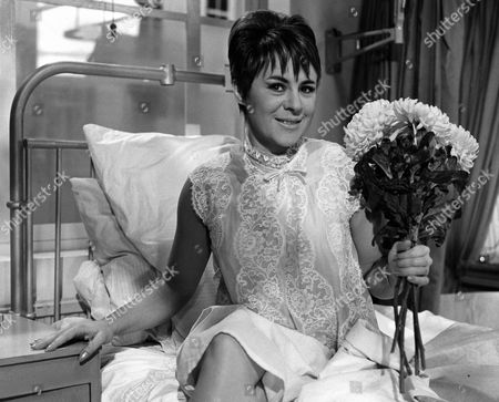 'Carry On Doctor'   Film   Black & White Material Dilys Laye
