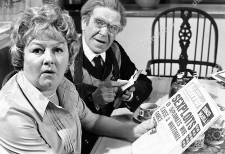 'Carry On Emmannuelle'   Film Joan Sims and Peter Butterworth