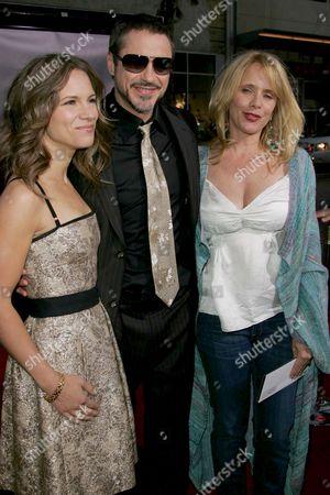 Editorial photo of 'Iron Man' film premiere, Grauman's Chinese Theatre, Los Angeles, America - 30 Apr 2008