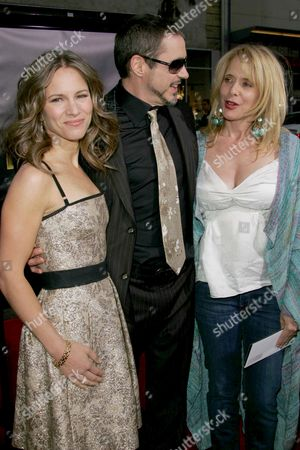 Editorial image of 'Iron Man' film premiere, Grauman's Chinese Theatre, Los Angeles, America - 30 Apr 2008