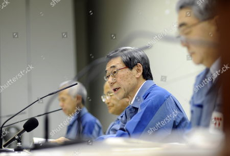 Editorial picture of Japan Earthquake Tsunami Nuclear Accident Aftermath - May 2011