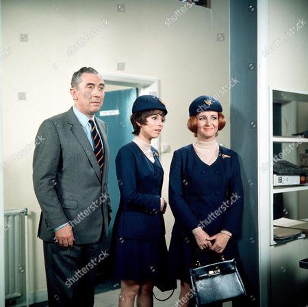 'From A Bird's Eye View'  TV - 1971 - Peter Jones, Pat Finley, Millicent Martin.