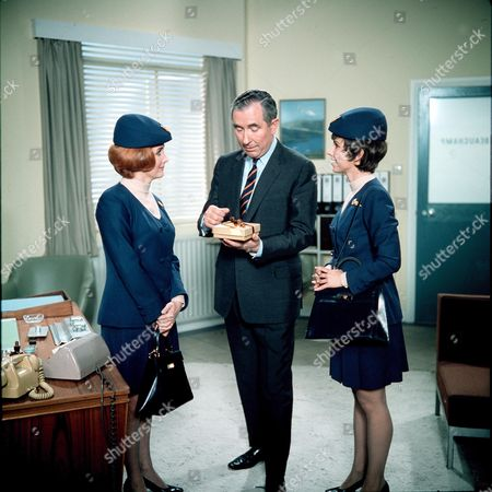Stock Picture of 'From A Bird's Eye View'  TV - 1971 - Millicent Martin, Peter Jones, Pat Finley