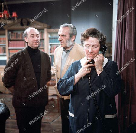 'George and the Dragon'  TV - 1966-1968 -  Keith Marsh , John Le Mesurier, Peggy Mount.
