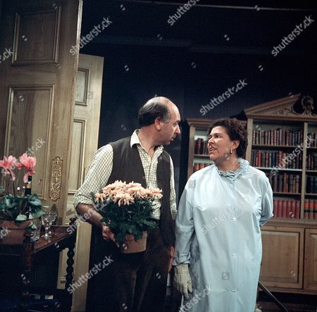 'George and the Dragon'  TV - 1966-1968 - Keith Marsh, Peggy Mount