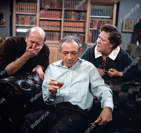 'George and the Dragon'  TV - 1966-1968 - Keith Marsh, Sid James, Peggy Mount