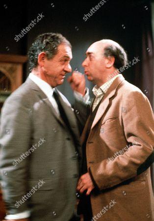 'George and the Dragon'  TV - 1966-1968 - Sid James, Keith Marsh