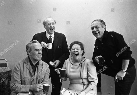 'George and the Dragon'  TV - 1966-1968 - John Le Mesurier, Keith Marsh, Peggy Mount, Sid James.