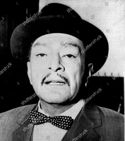 'The New Adventures of Charlie Chan'  TV - 1957 - J. Carrol Naish