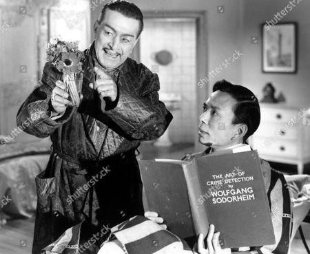 'The New Adventures of Charlie Chan'  TV - 1957 - J. Carrol Naish, James Hong