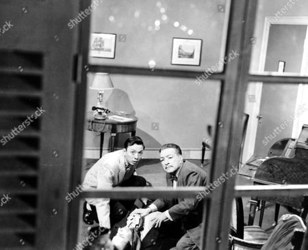 'The New Adventures of Charlie Chan'  TV - 1957 - James Hong, J. Carrol Naish