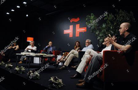 Editorial image of Japan Spain Literature - Jul 2011