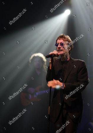 Editorial photo of Lebanon British Singer Robin Gibb - Nov 2010