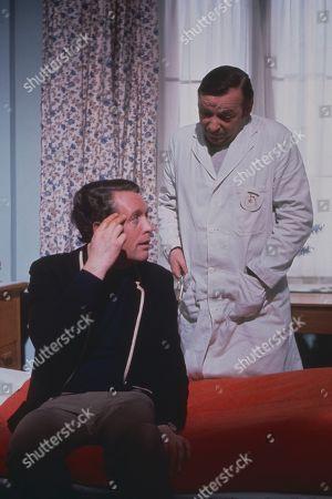 'The Prisoner'  TV [A Change of Mind]  - 1967 -  Patrick McGoohan, George Pravda