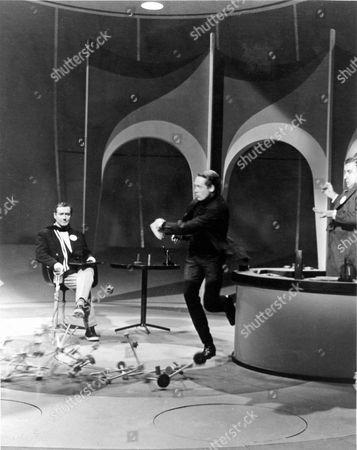 'The Prisoner'  TV [Arrival]  - 1967 -  Guy Doleman, Patrick McGoohan, Christopher Benjamin