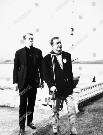 'The Prisoner'  TV [Arrival]  - 1967 - Patrick McGoohan,Guy Doleman