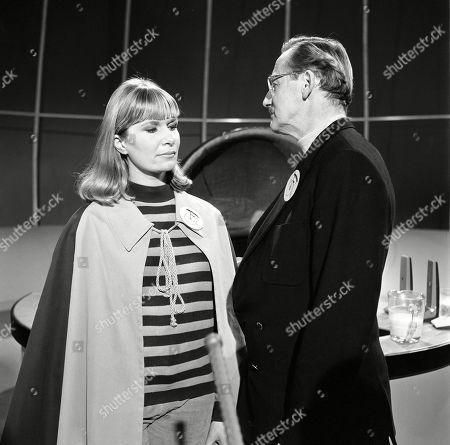 'The Prisoner'  TV [A B & C]  - 1967 - Sheila Allen, Colin Gordon