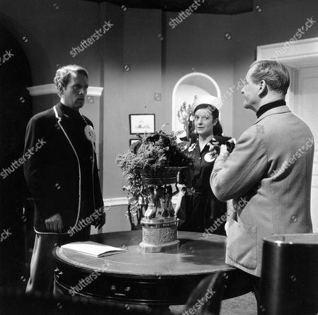 'The Prisoner'  TV [Free For All]  - 1967 Patrick McGoohan, Rachel Herbert, Eric Portman