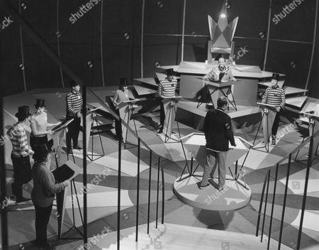 'The Prisoner'  TV [Free For All]  - 1967 Eric Portman, Patrick McGoohan