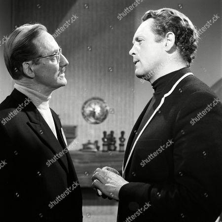 'The Prisoner'  TV [The General]  - 1967 Colin Gordon, Patrick McGoohan