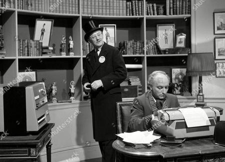 'The Prisoner'  TV [The General]  - 1967 Colin Gordon, Peter Howell