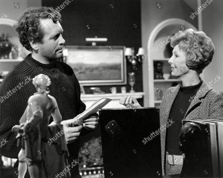 'The Prisoner'  TV [Many Happy Returns]  - 1967 - Patrick McGoohan, Georgina Cookson