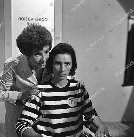'The Prisoner'  TV [Checkmate]  - 1967 - Patricia Jessel, Rosalie Crutchley