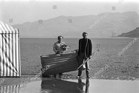 'The Prisoner'  TV [Checkmate]  - 1967 - Ronald Radd, Patrick McGoohan