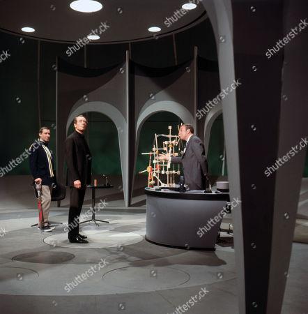 'The Prisoner'  TV [The Arrival]  - 1967 - Patrick McGoohan, Guy Doleman