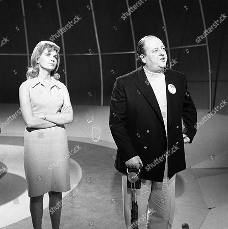 'The Prisoner'  TV [A Change of Mind]  - 1967- Angela Browne, John Sharpe