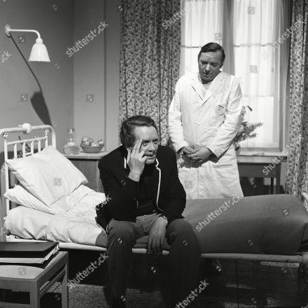 'The Prisoner'  TV [A Change of Mind]  - 1967- Patrick mcGoohan, George Pravda