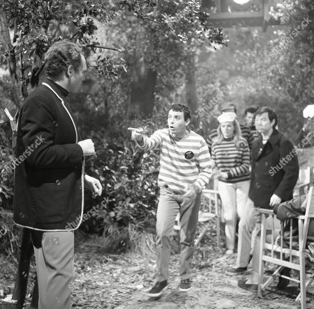 'The Prisoner'  TV [A Change of Mind]  - 1967- Patrick McGoohan, Joseph Cuby, Michael Chow