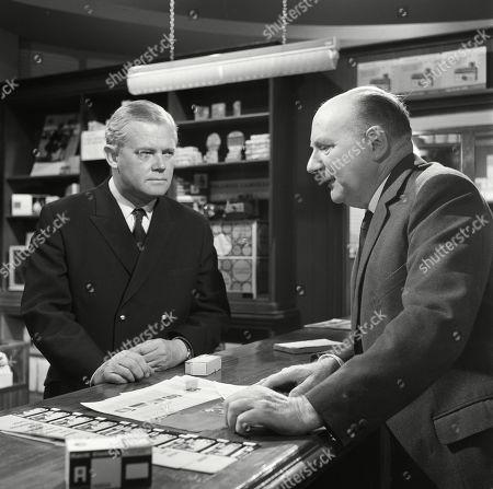 'The Prisoner'  TV [Do Not Forsake Me, Oh My Darling]  - 1967- Nigel Stock, Lockwood West