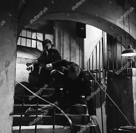'The Prisoner'  TV [Do Not Forsake Me, Oh My Darling]  - 1967- Frederic Abbott, Nigel Stock