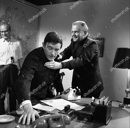'The Prisoner'  TV [Do Not Forsake Me, Oh My Darling]  - 1967-  Patrick Jordan,Nigel Stock