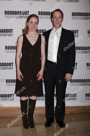 Editorial image of Opening night of the Roundabout Theatre Company's Broadway play production of 'Les Liaisons Dangereuses', New York, America - 01 May 2008