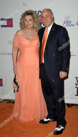 Nancy Davis and Ken Rickel