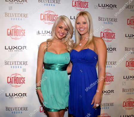 Molly Shea and Holly Huddleston