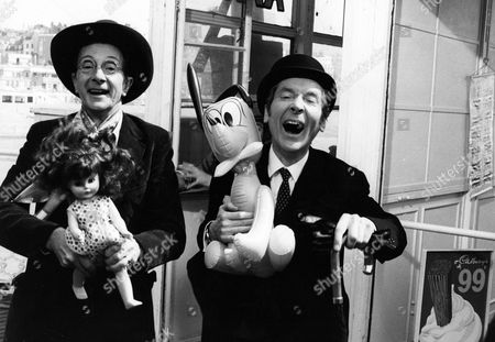 'Carry On at Your Convenience'   Film   Black & White Charles Hawtrey and Kenneth Williams