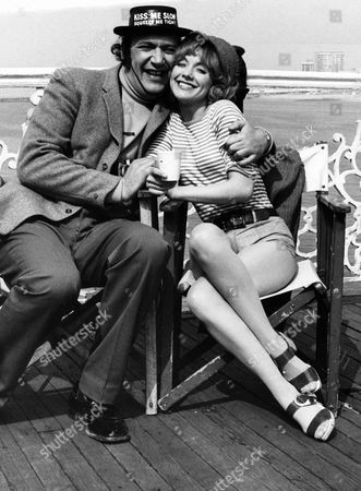'Carry On at Your Convenience'   Film   Black & White Bernard Bresslaw and Jacki Piper