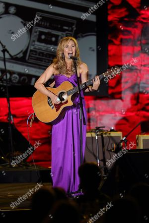 Us Singer and Songwriter Jessica 'Jessi' Alexander Performs During the 27th Annual Ascap Pop Music Awards at the Renaissance Hollywood Hotel in Los Angeles California Usa 21 April 2010 United States Los Angeles
