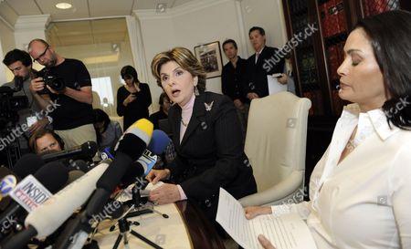 Editorial image of Usa Charlotte Lewis Roman Polanski - May 2010