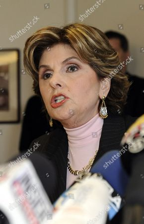 British Actress Charlotte Lewis (not Shown) and Her Attorney Gloria Allred Speak to the Media During a Press Conference in Los Angeles California Usa 14 May 2010 During the Press Conference Lewis Accused French-born Director Roman Polanski of Sexual Conduct with Her when She was 16 Years Old on the Set of the 1986 Film Pirates in Which She Made Her Film Debut United States Los Angeles