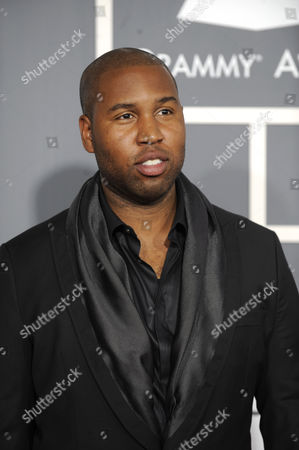 Us Singer-songwriter Claude Kelly Arrives For the 53rd Annual Grammy Awards at Staples Center in Los Angeles California Usa 13 February 2011 United States Los Angeles