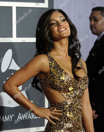 Editorial photo of Usa Grammy Awards - Feb 2011