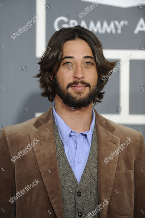 Us Songwriter Ryan Bingham Arrives For the 53rd Annual Grammy Awards at Staples Center in Los Angeles California Usa 13 February 2011 United States Los Angeles