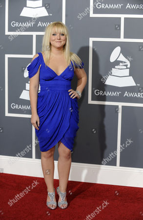 Us Country Singer Jessie Jo Dillon Arrives For the 53rd Annual Grammy Awards at Staples Center in Los Angeles California Usa 13 February 2011 United States Los Angeles