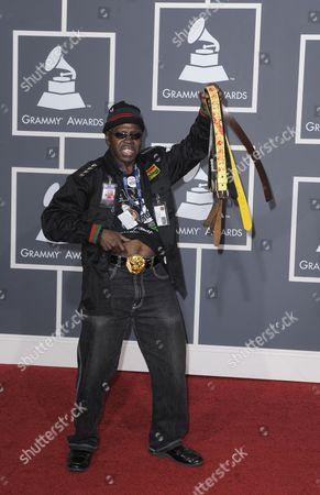 Pants of the Ground Larry Platt of the Us Arrives at the 52nd Annual Grammy Awards at the Staples Center in Los Angeles California Usa 31 January 2010 the Grammys Are Presented Annually by the National Academy of Recording Arts and Sciences of the United States For Outstanding Achievements in the Music Industry United States Los Angeles