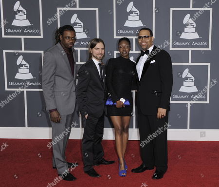 Editorial picture of Usa Grammy Awards - Jan 2010